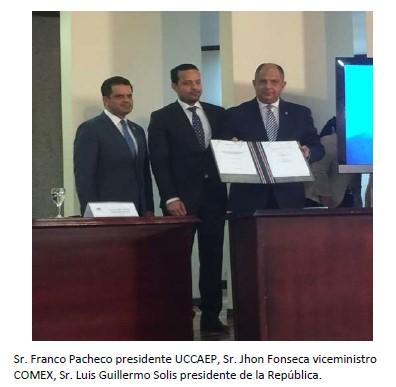 Acuerdo CR-FC
